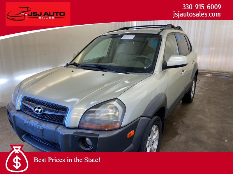 Hyundai Tucson 2009 price $5,900