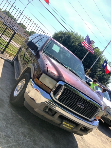 FORD EXCURSION 2000 price $500 Down
