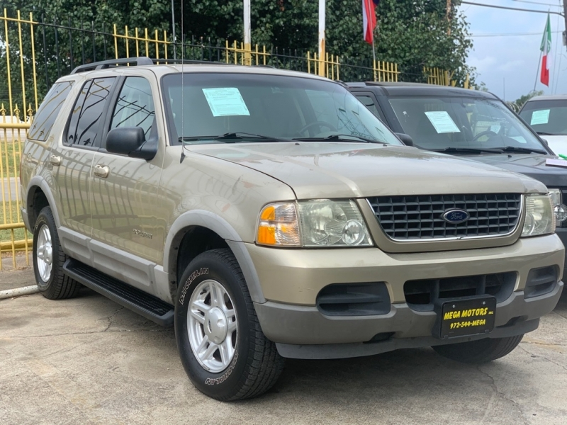 FORD EXPLORER 2002 price $500 Down