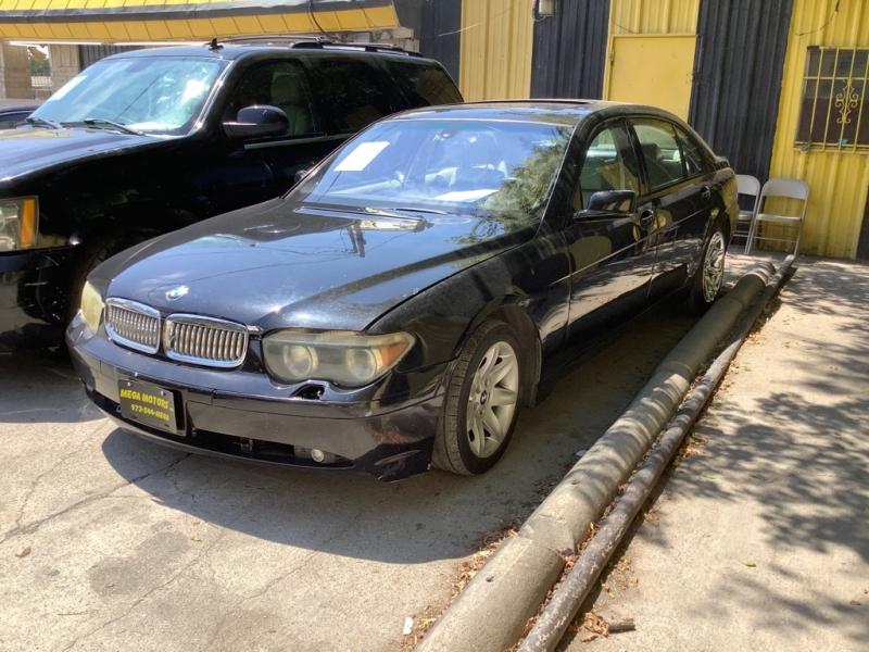 BMW 745 2003 price $1,025 Down