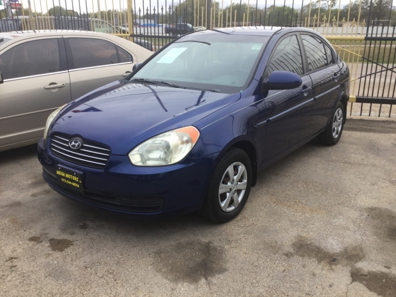 HYUNDAI ACCENT 2009 price $1,025 Down