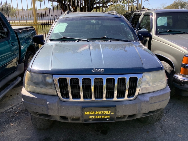 JEEP GRAND CHEROKEE 2002 price $700 Down