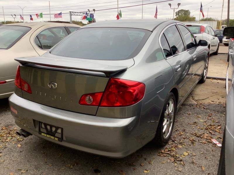 INFINITI G35 2005 price $1,025 Down