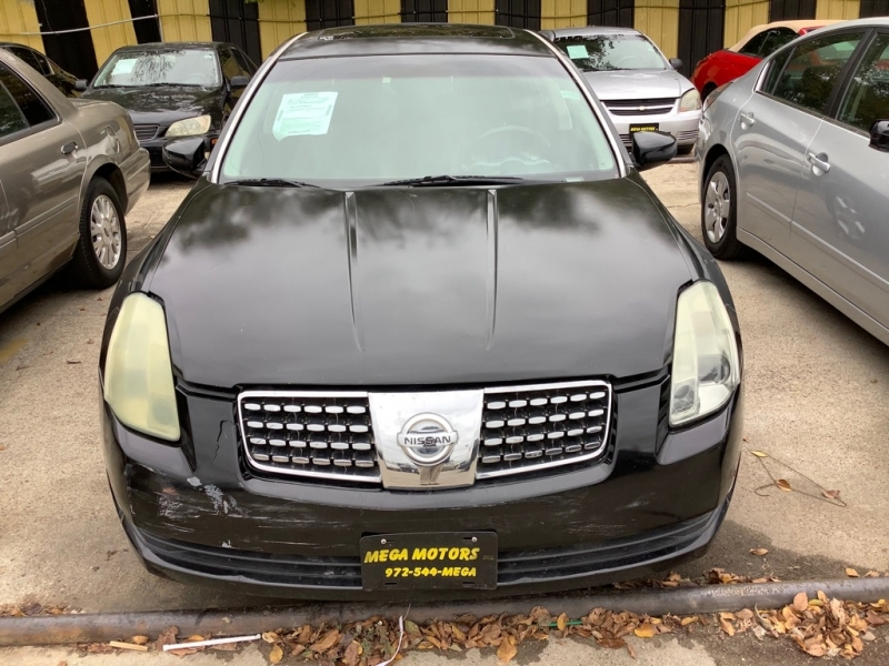 NISSAN MAXIMA 2004 price $1,025 Down
