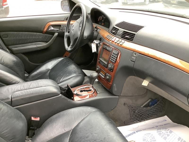 MERCEDES-BENZ S-CLASS 2001 price $1,500 Down