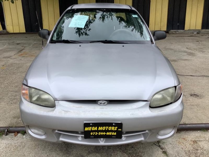 HYUNDAI ACCENT 1999 price $600