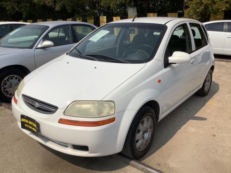 CHEVROLET AVEO 2004 price $700