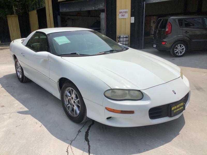 CHEVROLET CAMARO 2002 price $800