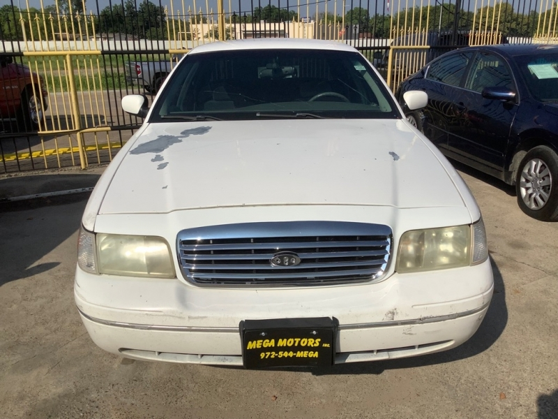 FORD CROWN VICTORIA 1999 price $1,000