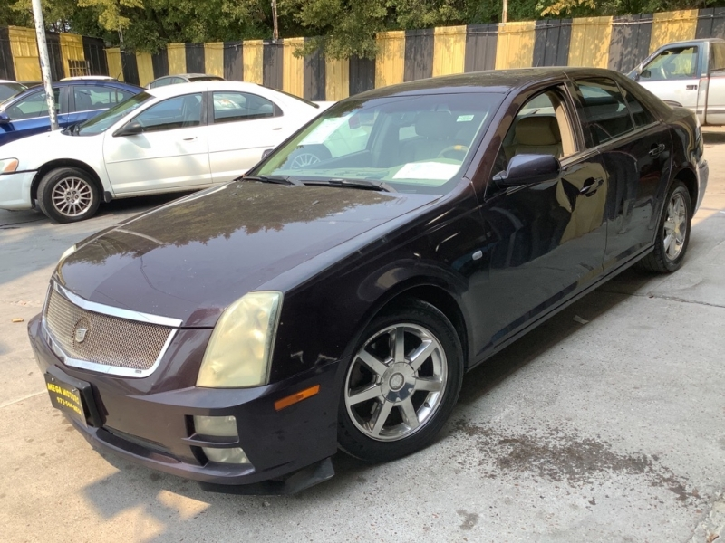 CADILLAC STS 2006 price $1,000