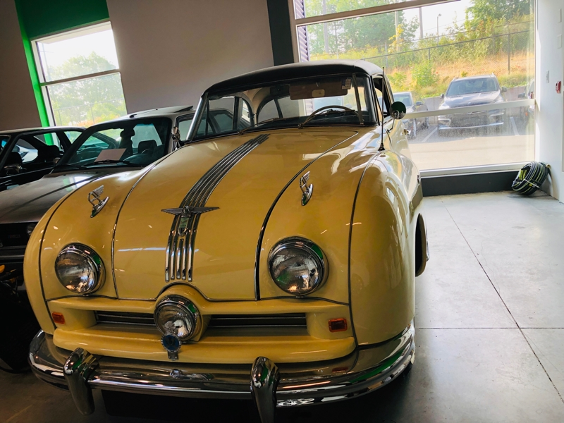 Austin A90 Sports Saloon 1951 price $42,800