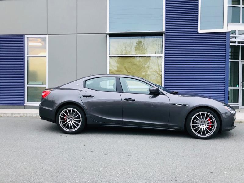 Maserati Ghibli 2015 price $51,800