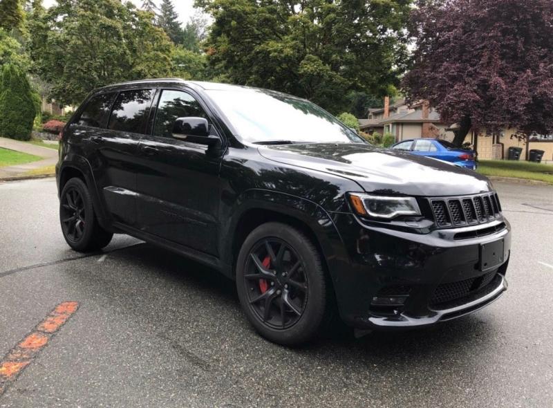 Jeep Grand Cherokee 2018 price $69,800