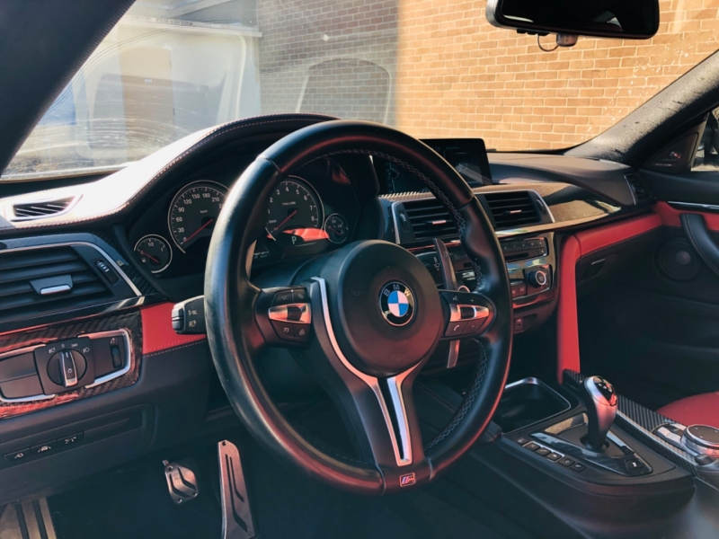 BMW M4 2017 price $0