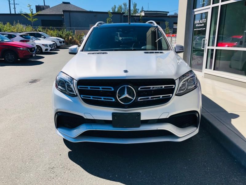 Mercedes-Benz GLS 2018 price $95,000
