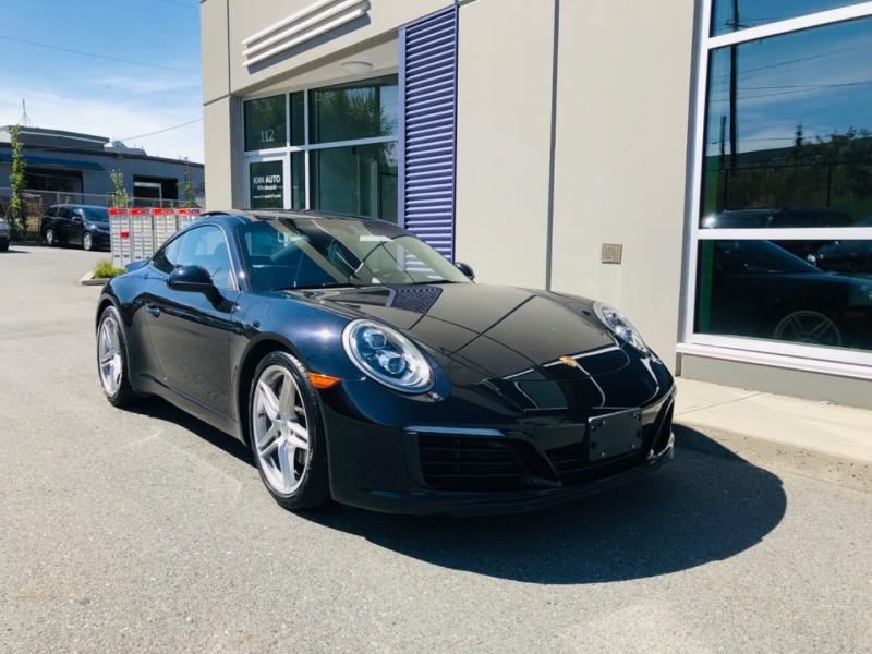 Porsche 911 2017 price $95,000