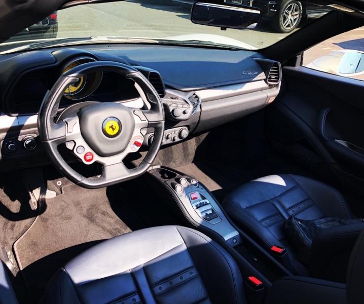 Ferrari 458 Italia 2012 price $245,000