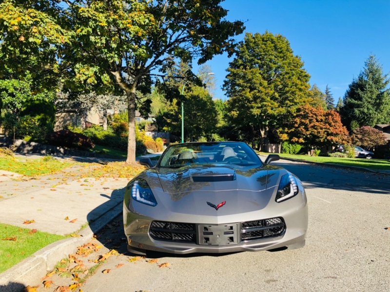 Chevrolet Corvette 2016 price $68,800