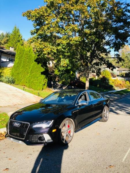 Audi RS 7 2015 price $59,000
