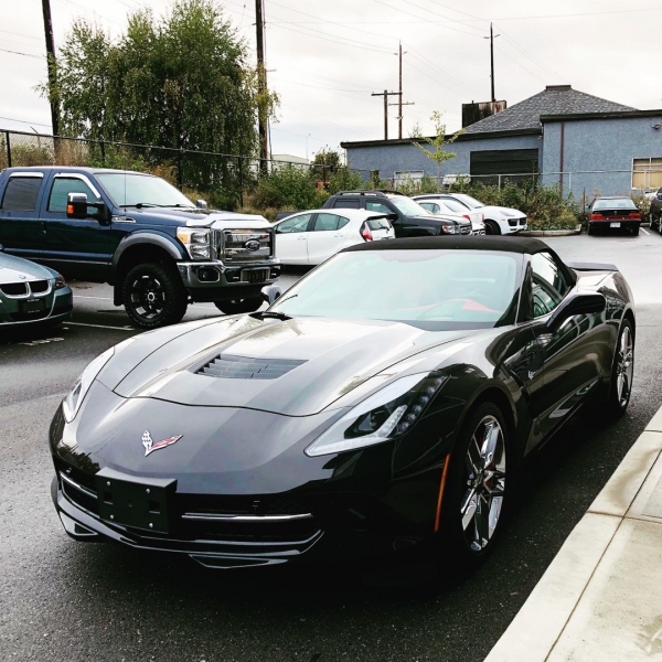 Chevrolet Corvette 2016 price $72,000