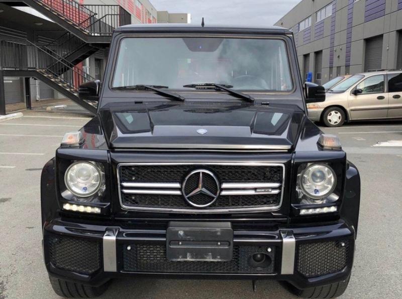 Mercedes-Benz G-Class 2013 price $75,000