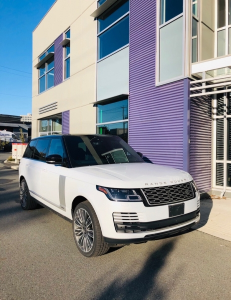Land Rover Range Rover 2018 price $0