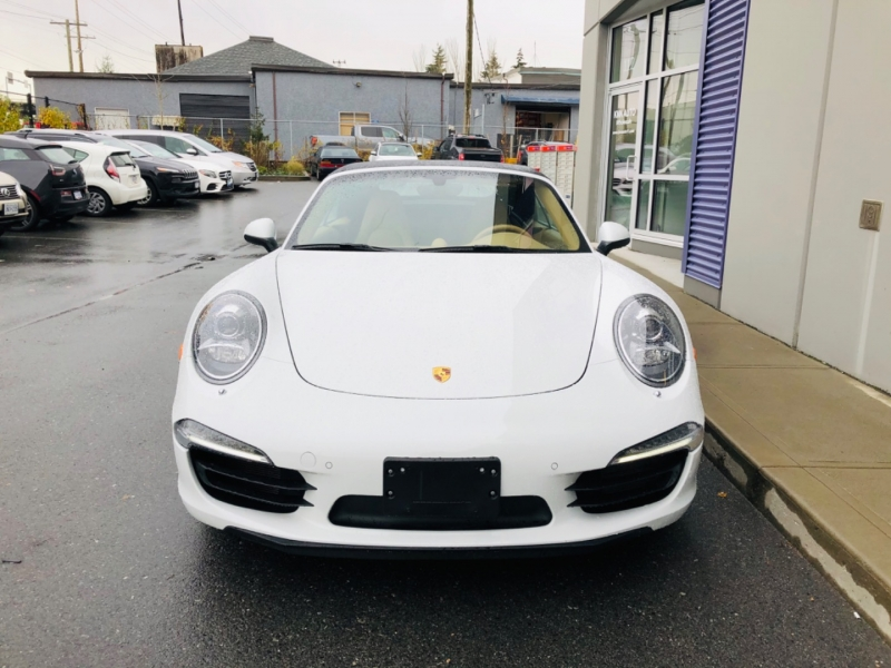 Porsche 911 2013 price $118,000