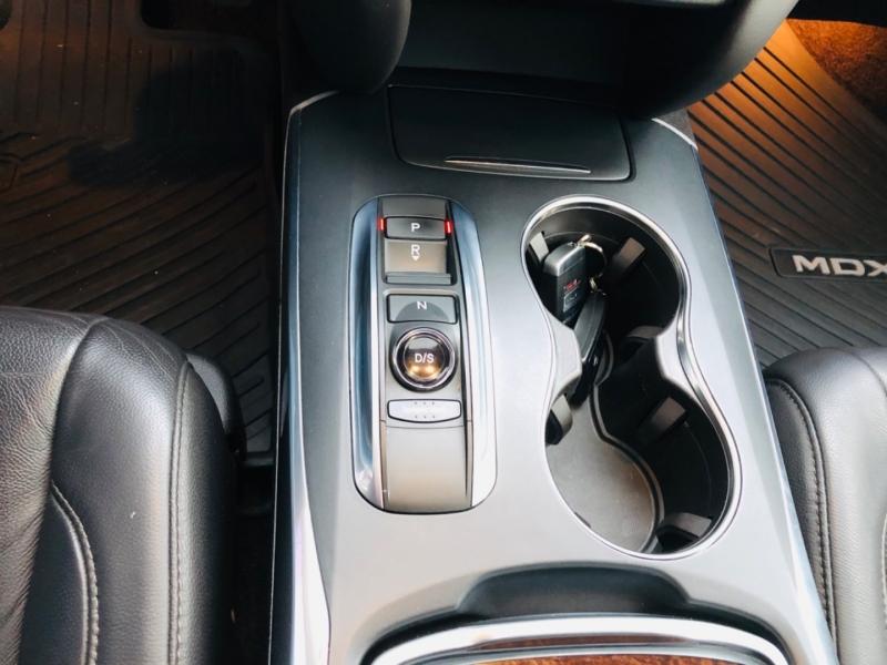 Acura MDX 2017 price $0