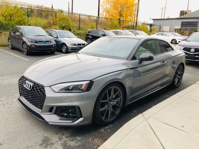 Audi RS 5 Coupe 2018 price $85,000