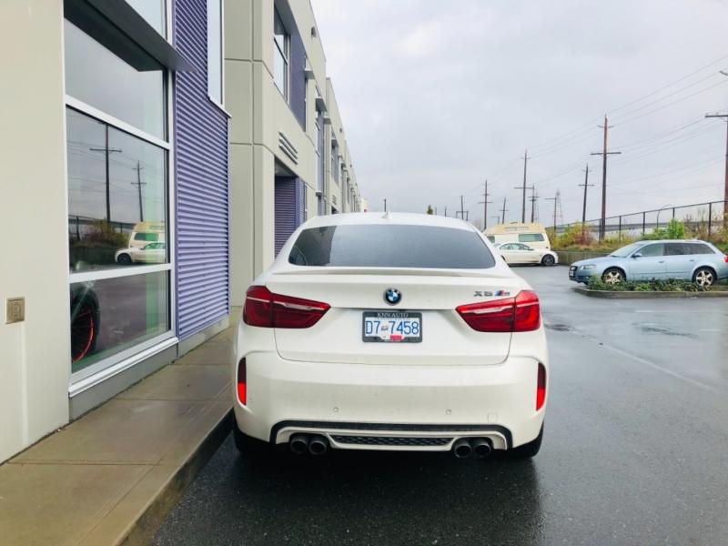 BMW X6 M 2016 price $59,000