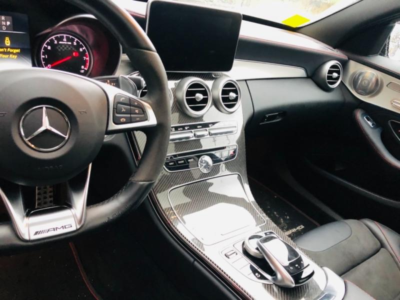 Mercedes-Benz C-Class 2017 price $43,800