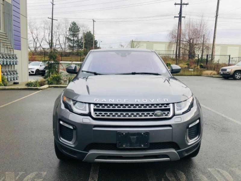 Land Rover Range Rover Evoque 2017 price $32,800