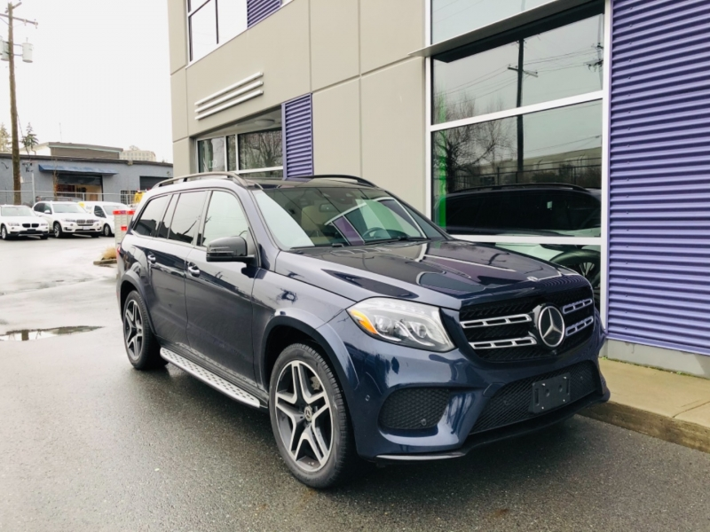 Mercedes-Benz GLS 2018 price $72,800