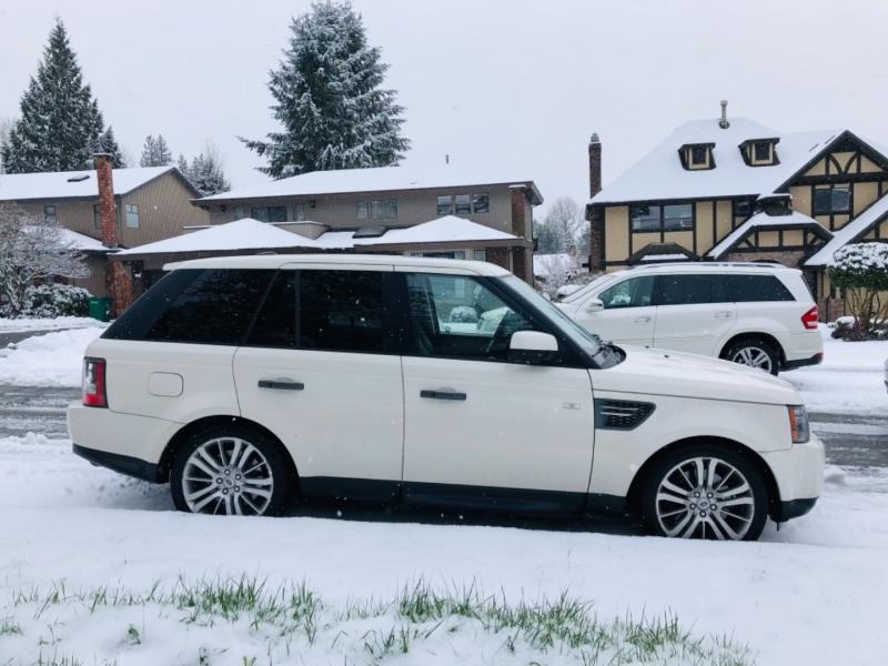 Land Rover Range Rover Sport 2010 price $19,800