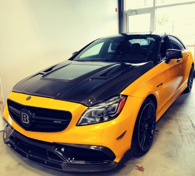 Mercedes-Benz CLS-Class 2015 price $68,000
