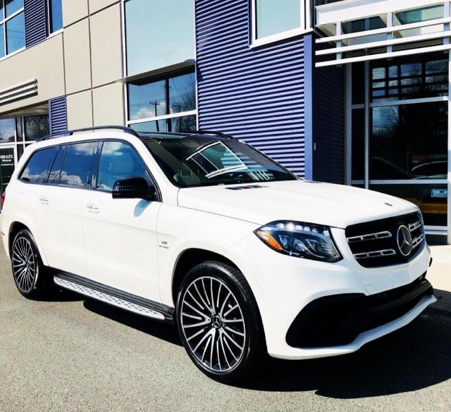 Mercedes-Benz GLS 2018 price $93,500