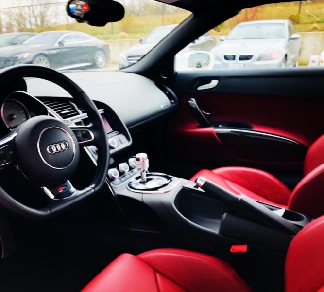 Audi R8 2014 price $135,000