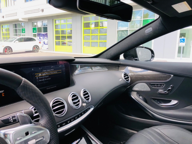 Mercedes-Benz S-Class 2019 price $165,000