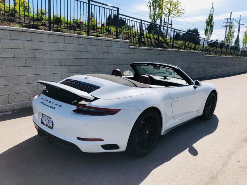 Porsche 911 2017 price $165,000