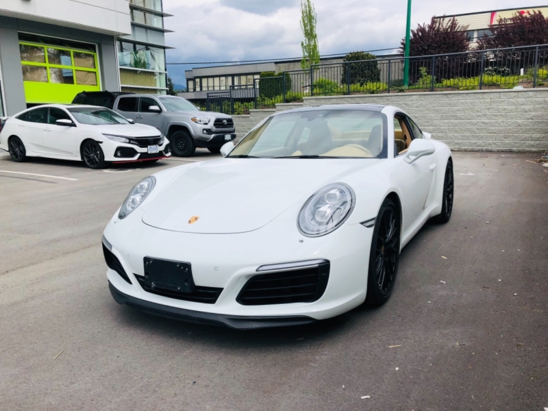 Porsche 911 2017 price $138,800