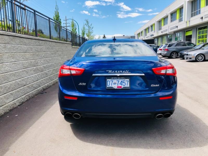 Maserati Ghibli 2017 price $49,000