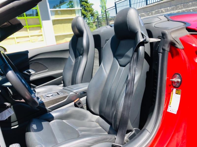 Audi R8 Spyder 2017 price $169,000