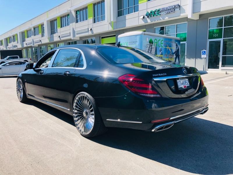Mercedes-Benz S-Class 2016 price $165,000