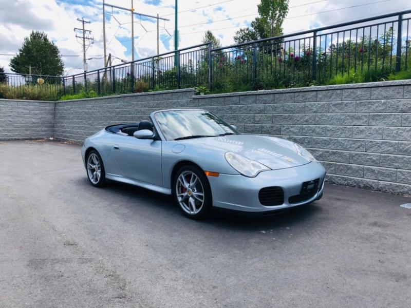 Porsche 911 2004 price $45,000