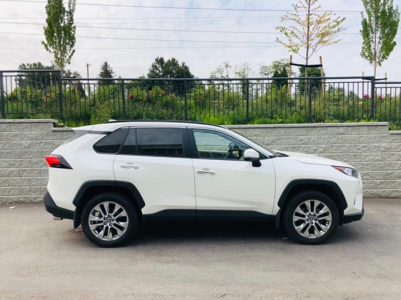 Toyota RAV4 2019 price $0