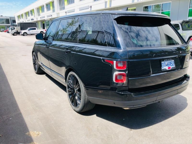 Land Rover Range Rover 2018 price $95,000