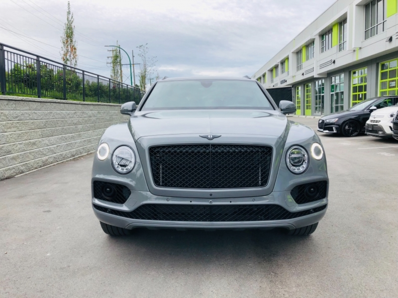Bentley Bentayga 2018 price $220,000
