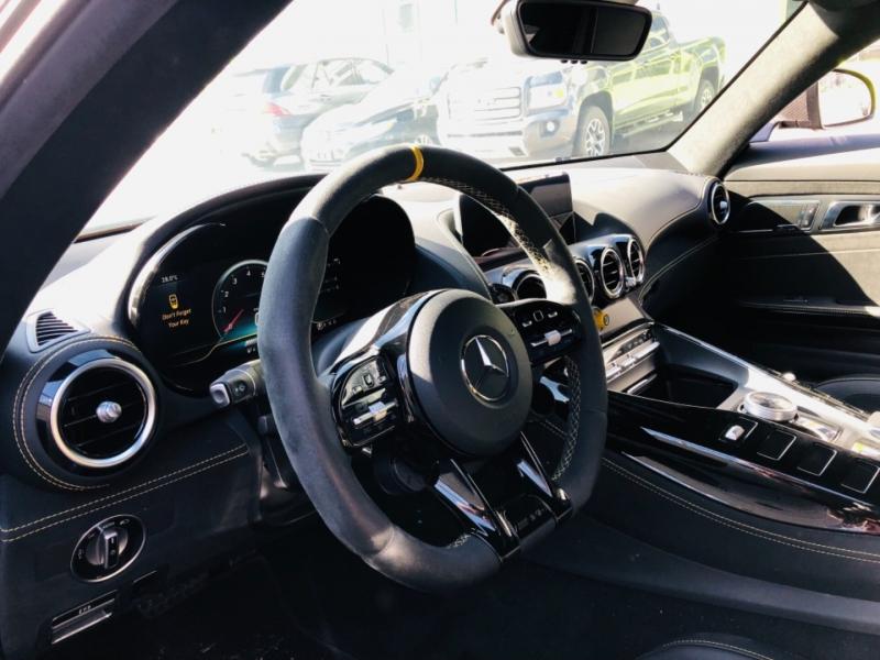 Mercedes-Benz AMG GT 2020 price $199,000