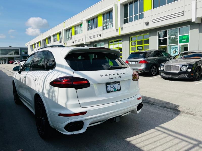 Porsche Cayenne 2018 price $95,000