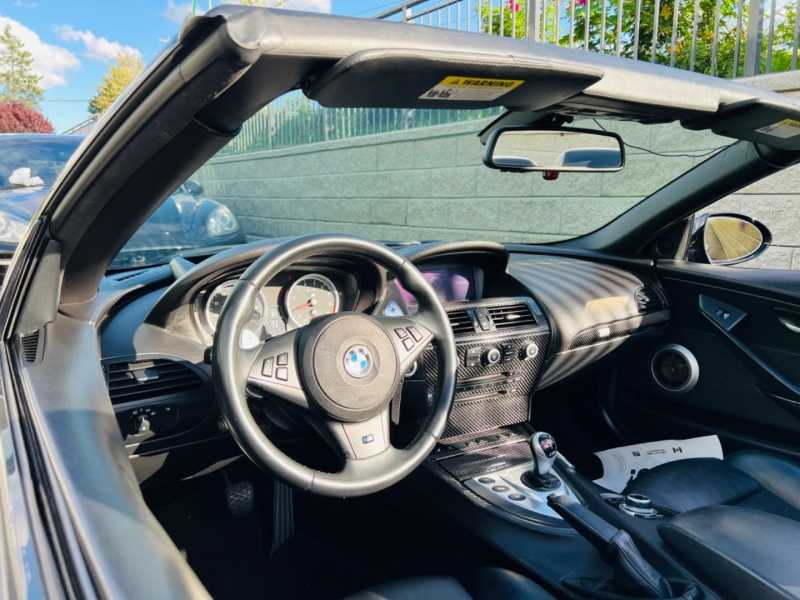 BMW M6 2009 price $37,500